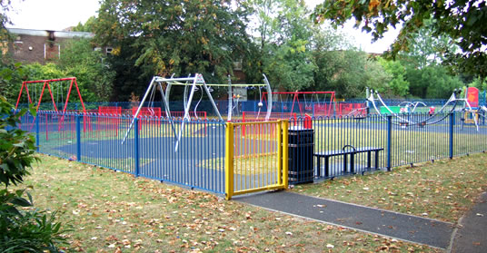 Playground Inspection USA
